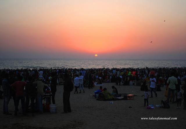 Unending Love for Juhu Beach