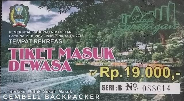 Telaga Sarangan, Magetan, Jawa Timur dan Sejarah Terbentuknya Telaga Pasir, harga tiket masuk Telaga Sarangan, rute perjalanan ke Telaga Sarangan