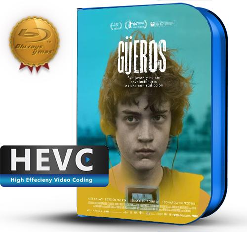 Güeros (2014) 1080P HEVC-8Bits BDRip Latino (Drama)