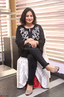 Cute Poja Gandhi in black dress at Dandupalyam 2 Movie press meet  ~  Exclusive 12.JPG