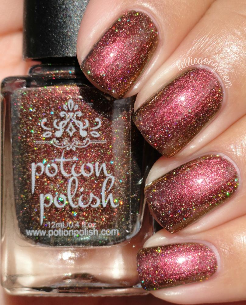 Potion Polish Harvest Moon