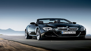 Dream Fantasy Cars-BMW M6 Cabrio