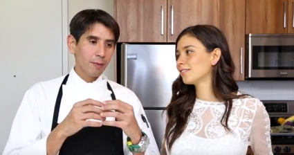 Chef Miguel Bautista And Rawvana