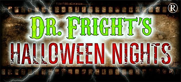 Photo of Dr Frights Halloween Nights Title