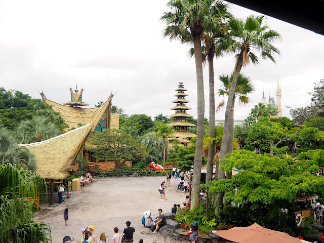Adventureland, Tokyo Disneyland, Japan