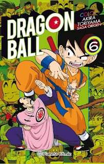 "Reseña de ""Dragon Ball Color: Saga Origen"" vol.6 de Akira Toriyama - Planeta Cómic"