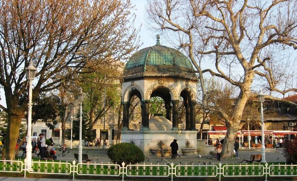 Hipódromo em Istambul