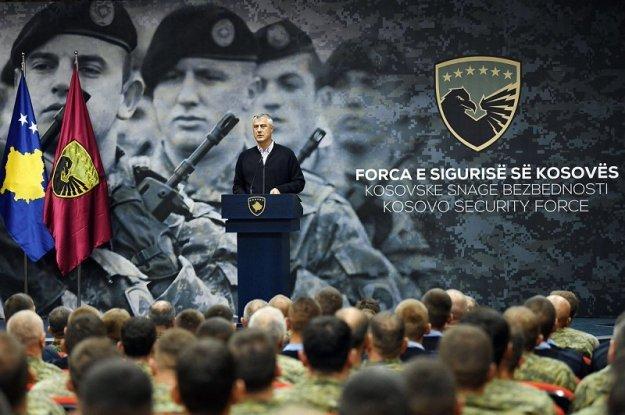 Κόσοβο: «Πράσινο φως» για δημιουργία στρατού παρά τις αντιδράσεις Σερβίας - ΝΑΤΟ