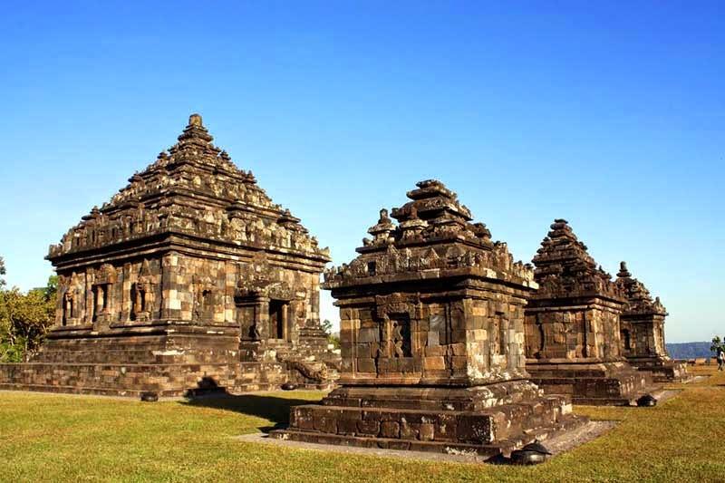 Candi Ijo Jogja - Candi Ijo Yogyakarta