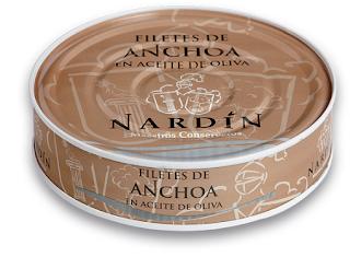 Acciughe Nardin