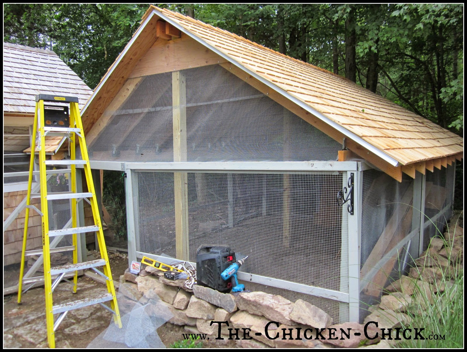 The Chicken Chick 174 Chicken Coop Design Essentials