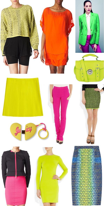 Jadato Brighten Up Your Closet Neon Fashion