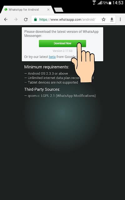 tidak bisa instal aplikasi di playstore