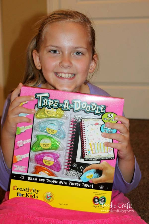 Doodlecraft creativity for kids for Arts and crafts gifts for 7 year olds