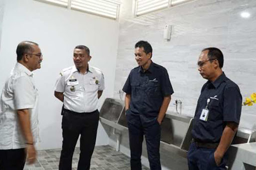 Toilet Wisata Alam Bantimurung Maros Berstandar Internasional