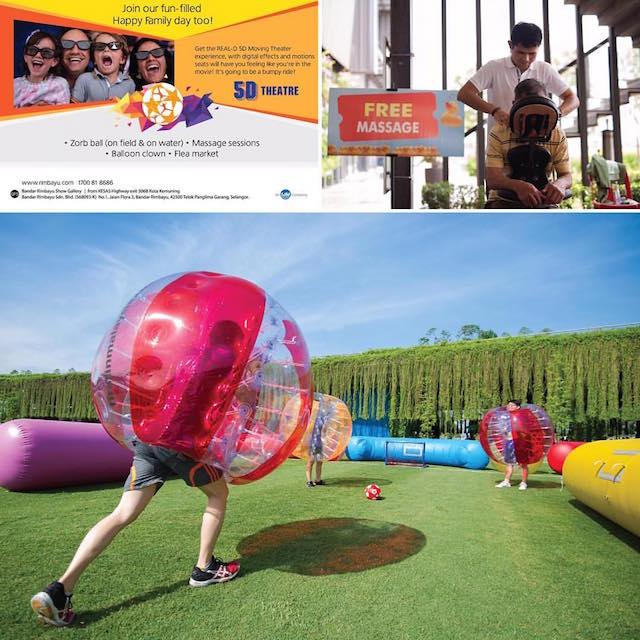 Happy Family Day @ The Arc, Bandar Rimbayu IJM Land