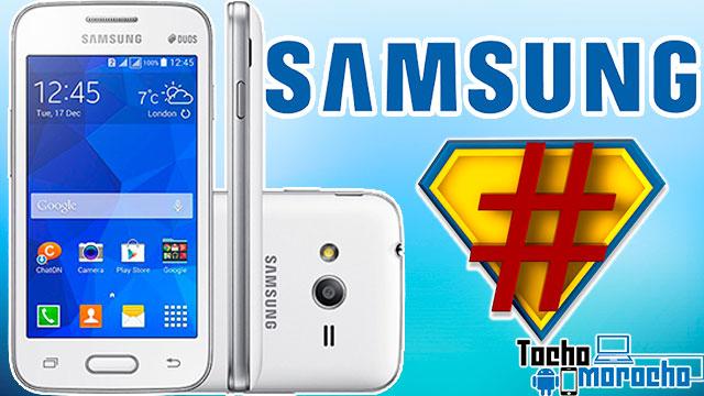 Root Samsung Galaxy Ace 4 SM-G313M y SM-G313MY