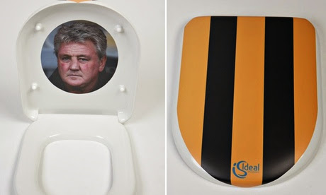 Who wouldn't want to sh*t on Steve Bruce?