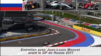Regarder le Grand Prix automobile de Russie 2017 en direct