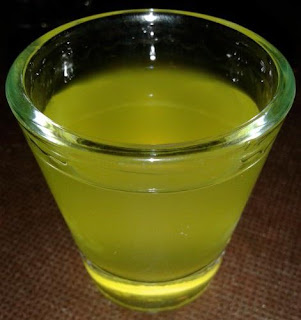 Limoncello shot glass