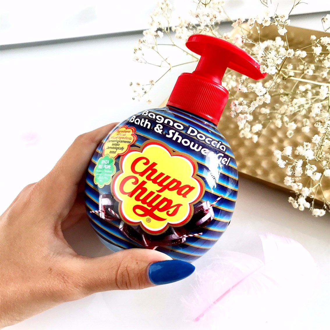 Chupa-Chups żel pod prysznic Cola