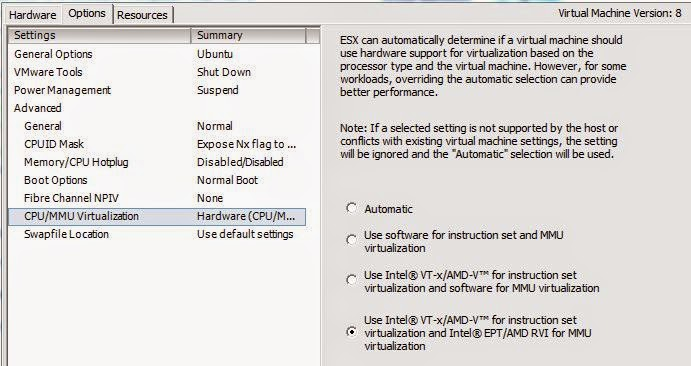 IT IMS Support: How to run Hyper-V on a VM in ESXI 5 5