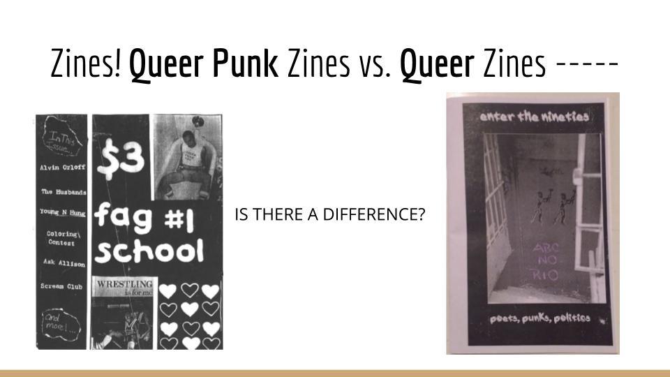 What is a heterosexual queercore