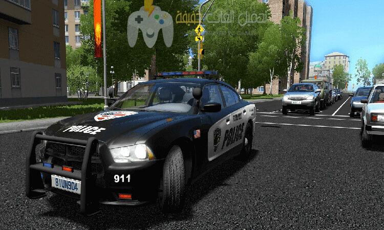 تحميل لعبة City Car Driving مجانا للكمبيوتر
