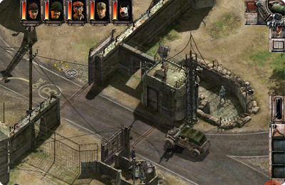 Commandos 2: Men of Courage (PC) 2001