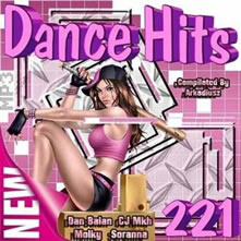 cd249 - CD Dance Hits Vol. 221 (2012)