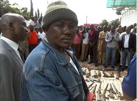 Benue places N5m bounty on killer of governor Samuel Ortom's aide