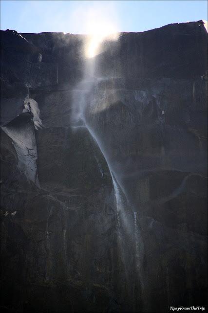 Bridal Veil Falls, Yosemite.