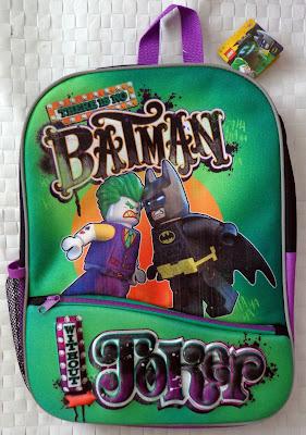 LEGO Batman Movie Backpack