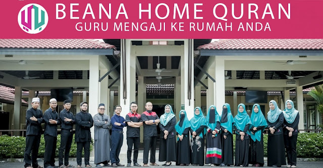 BeanaHomeQuran, Platform Untuk Masyarakat Mengenal A-Quran