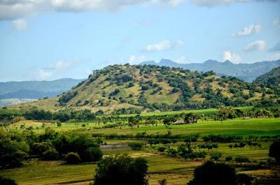 Bentang alam Timor Leste - berbagaireviews.com