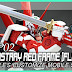 HG 1/144 Gundam Astray Red Frame (Flight Unit) Painted Build