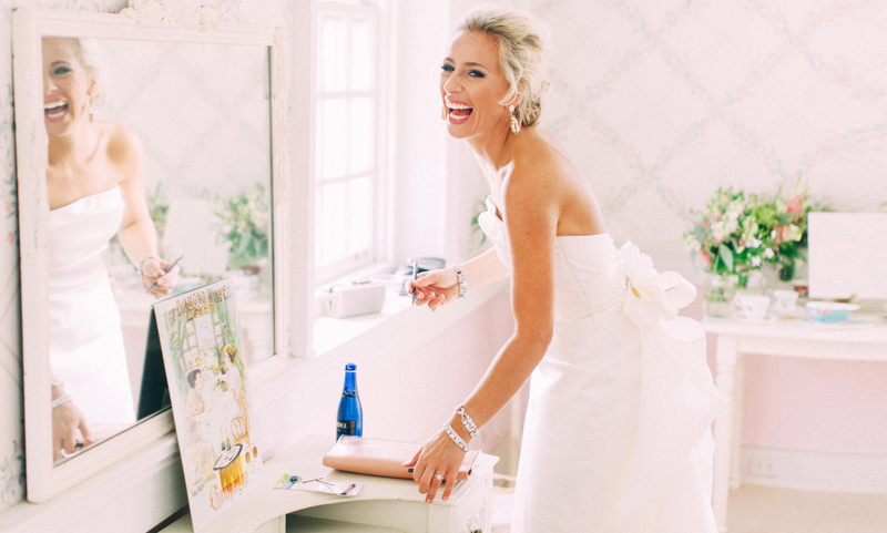 Preparation For Wedding Day