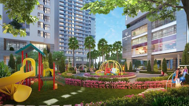 Tiện ích cao cấp tại dự án chung cư Rivera Park