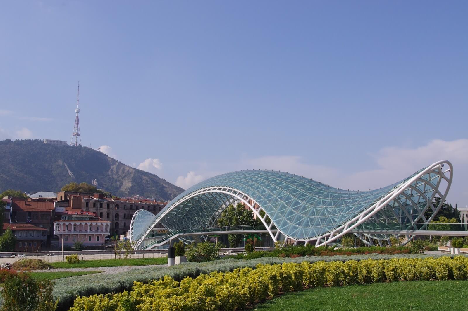 Travel to Tbilisi, Georgia