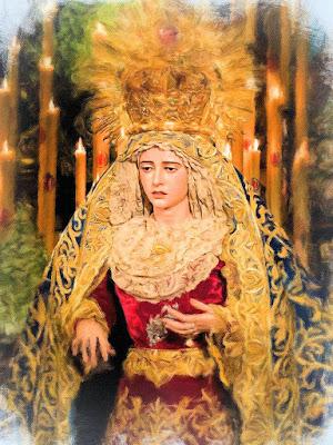 El Silencio - María Santísima de la Concepción