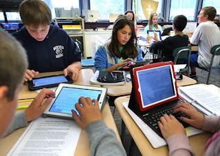 Learning English Using Technology