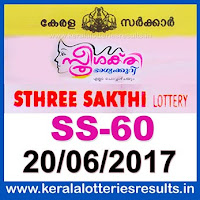 sthree-sakthi lottery ss 60, sthree-sakthi lottery 20-6-2017, kerala lottery 20/6/2017, kerala lottery result 20.6.2017, kerala lottery result 20.06.2017, kerala lottery result sthree-sakthi, sthree-sakthi lottery result today, sthree-sakthi lottery ss 60, keralalotteriesresults.in-20-06-2017-ss-60-sthree-sakthi-lottery-result-today-kerala-lottery-results, kerala lottery result, kerala lottery, kerala lottery result today, kerala government, result, gov.in, picture, image, images, pics, pictures