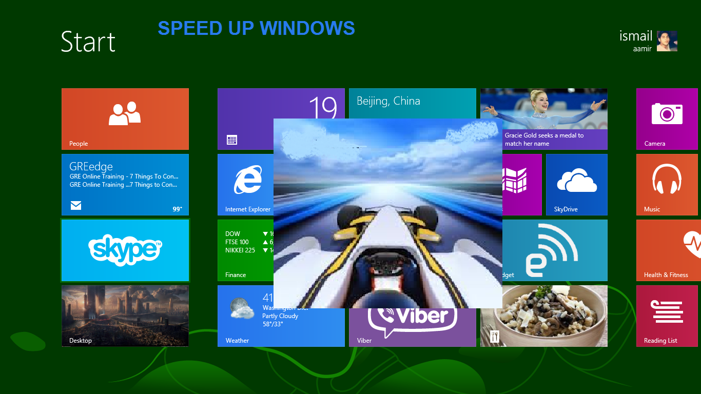 How to speed up your windows computer and how to boost internet speed