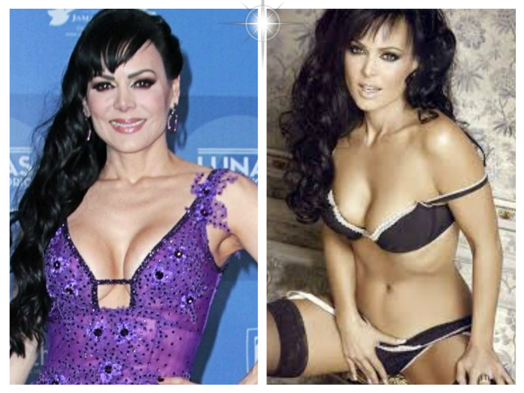 Desnuda maribel guardia Nude Photos 59