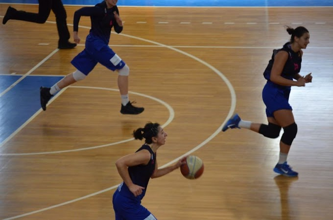 Φωτορεπορτάζ από τον αγώνα Νίκη Λευκάδας-Ολυμπιακός Βόλου για την Α1 γυναικών