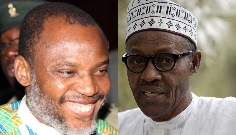 Sit-at-home protest: Nnamdi Kanu controls more influence than Buhari, group says