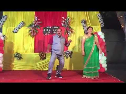 Rajeev shrivastava viral dance video