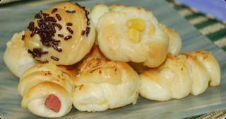 Resep Cara Membuat Roti Unyil