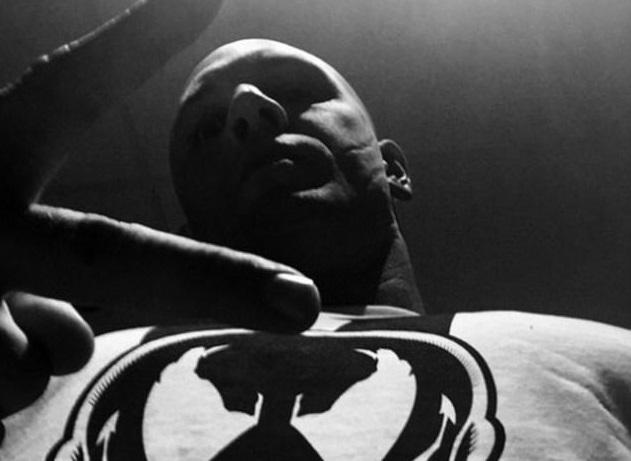 Venom : First Look AT Tom Hardy as Eddie Brock.