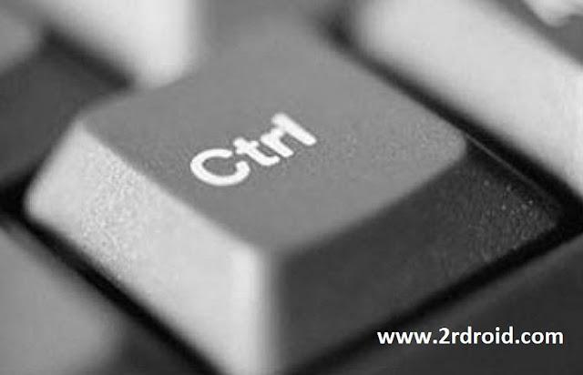 تعرف على جميع إختصارات مفتاح CTRL الموجود بلوحة المفاتيح